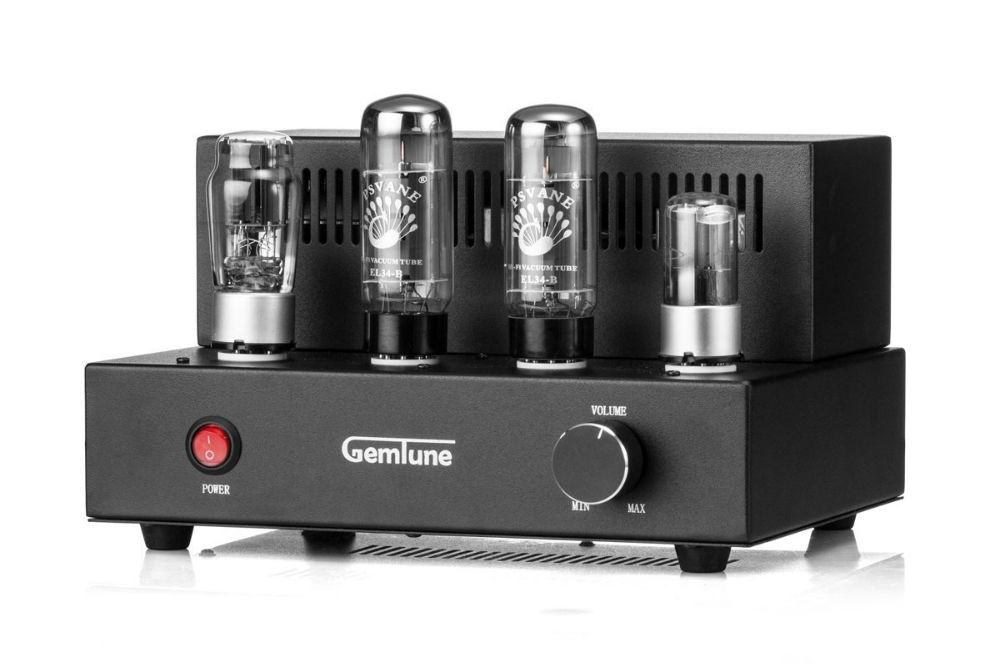GemTune X-1 Class-A Tube Amplifier with 5Z4P*1, 6N9P*1, EL34