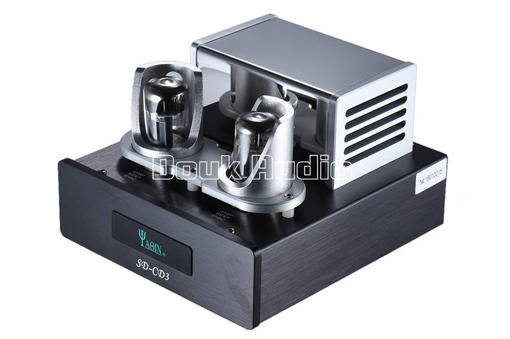 Two Tube Buffer Processor: YAQIN SD-CD3 Audio Upgrade Processor