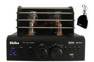 Kkika 38W2 Tube Hi-Fi Stereo Amplifier Review
