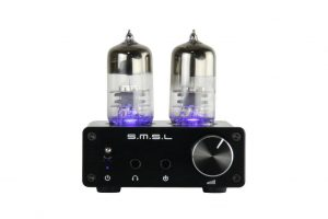 SMSL T2 2X6J9 Super Low Ground Noise Vacuum Tube Headphone Amplifier: A 2017 Review
