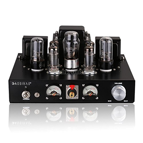 The Nobsound 6P1 6 8W 2 Vacuum Tube Power Amplifier Reviewed