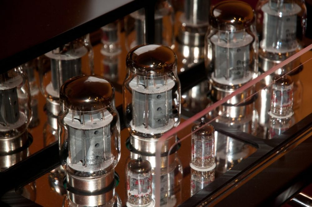 most popular high end tube amps