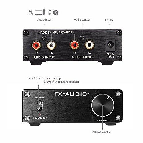 Douk Audio Mini 6J1 Vacuum Tube Pre-Amplifier Reviewed! | Top Tube