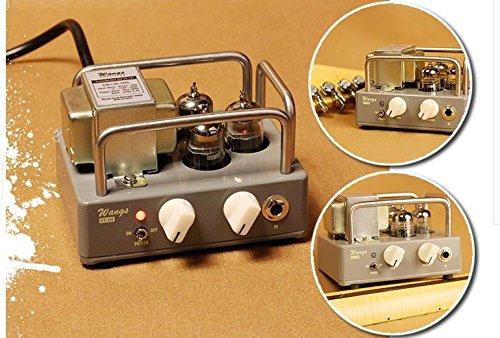 biyang wang amps vt 1h all tube 1 watt micro amp head reviewed top tube amplifiers. Black Bedroom Furniture Sets. Home Design Ideas