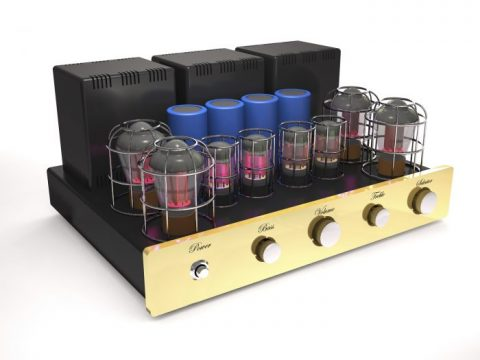 best stereo tube amp for the money