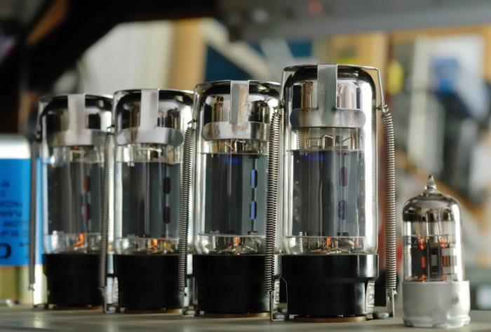 stereo tube amp kit