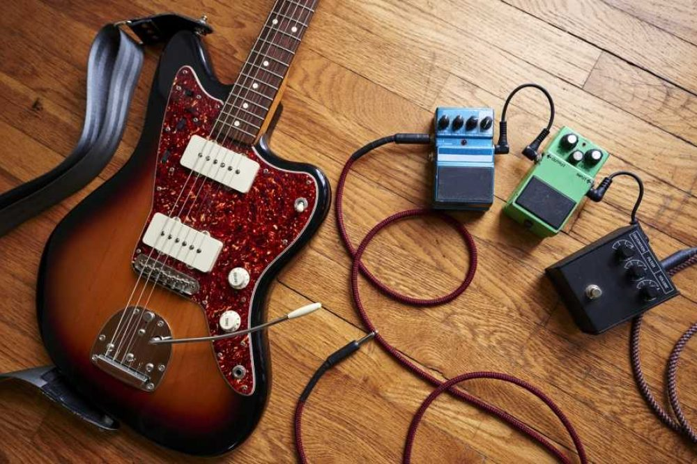 Best Distortion Pedal for Beginners