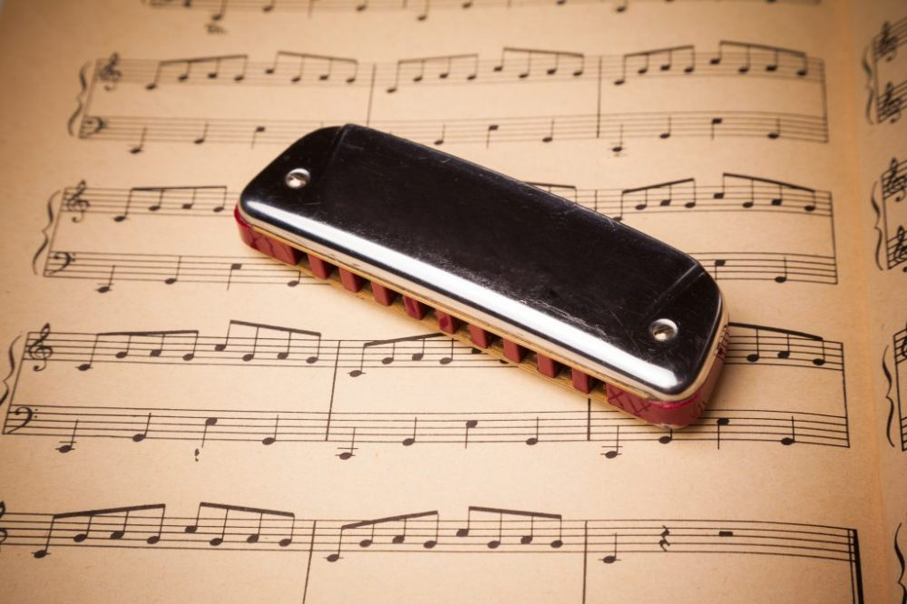 best effects pedal for harmonica