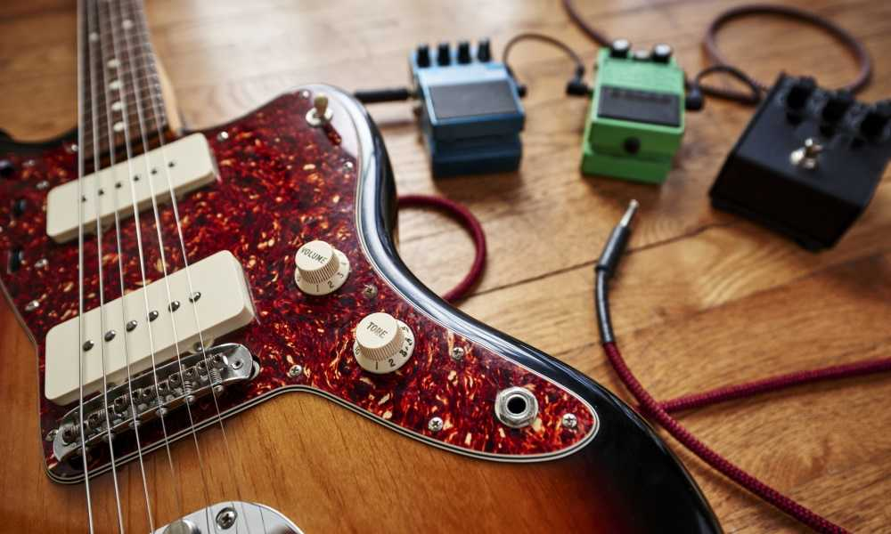 Beginner's Guide to Distortion Pedals