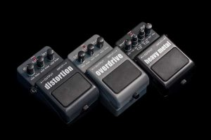 Basic Types of Guitar Pedals