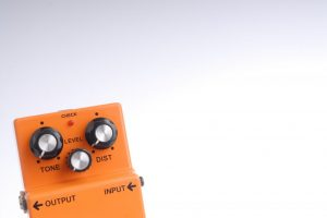 Best Distortion Pedal For Rock: The BOSS DS-1 Review