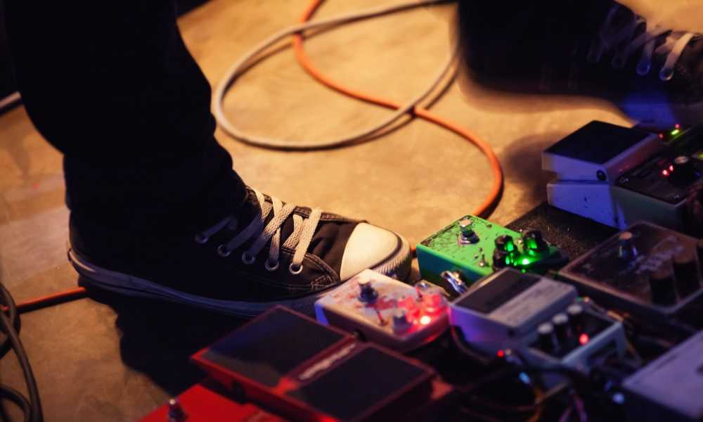 Best Distortion Pedal Under $100: Electro-Harmonix Nano Big Muff Guitar Effects Pedal Review