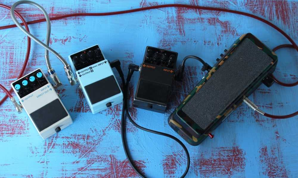 How to Dial In Tone With Distortion Pedal Settings
